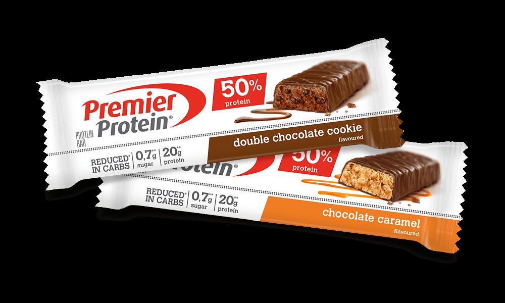 viel protein und br wenig zucker
