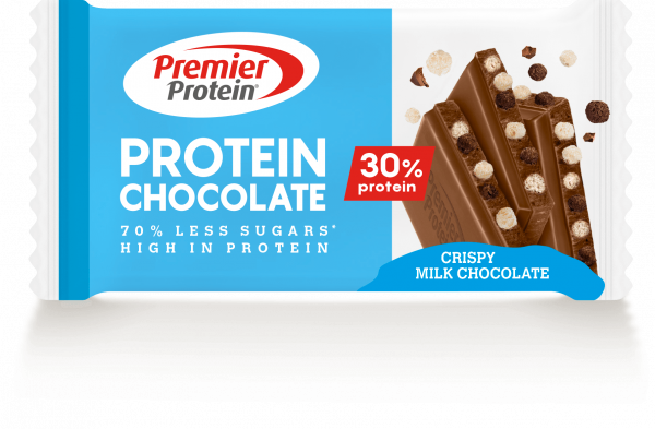 Protein Chocolate Crispy Milk Chocolate