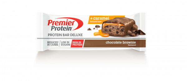 Protein Bar Deluxe Chocolate Brownie