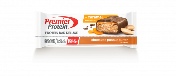 Protein Bar Deluxe Chocolate Peanut Butter