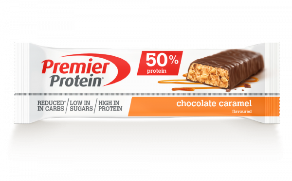 Protein Bar 50% Chocolate Caramel